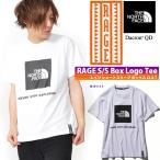 ���� RAGE����� Ⱦµ T����� THE NORTH FACE �����Ρ����ե����� RAGE S/S Box Logo Tee �쥤�� �ܥå��� �� T  ��� 2019�տ��� ���������� nt31964