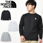 ザ・ノースフェイス 長袖Tシャツ メンズ ロンT THE NORTH FACE スモール ボックス ロゴ ティー 2021春新作 nt32139
