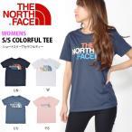 ȾµT����� �����Ρ����ե����� THE NORTH FACE ��ǥ����� S/S Colorful Tee �� ���硼�ȥ���� ����ե� �ƥ��� 2019�ղƿ��� ntw31931