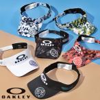 ゴルフ サンバイザー OAKLEY オークリー メンズ  ロゴ 帽子 キャップ GOLF CAP コンペ 景品 FOS900130 2020春夏新作 得割20
