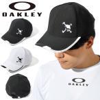 得割32 ゴルフ キャップ OAKLEY オークリー メンズ 髑髏 スカル ロゴ  帽子 GOLF ゴルフ ウェア コンペ 景品 FOS900438 2020秋冬新作