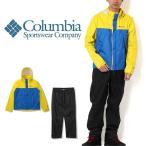 Columbia  シンプソンサンクチュアリレインスーツ 010Black M
