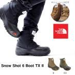 ザ・ノースフェイス THE NORTH FACE メンズ レディース スノーショット6 ブーツ テキスタイルII スノー スノトレ シューズ 撥水 靴 NF51564  2016秋冬新色