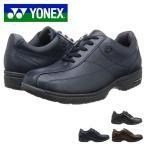 ショッピングウォーキングシューズ ウォーキングシューズ YONEX ヨネックス メンズ パワークッションMC41 ファスナー付き 幅広 ワイド 3.5E スニーカー 紳士靴 得割20
