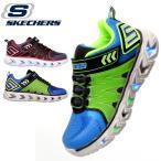 光る靴 キッズ スニーカー スケッチャーズ SKECHERS エスライツ ヒプノ フラッシュ 2.0 スリッポン シューズ 靴 ベルクロ 90585L 2020新色