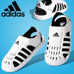 アディダス 水陸両用 キッズ サンダル adidas ジュニア 子供 SWIMWATER SANDAL C 男の子 女の子 シューズ 子供靴 ベルクロ 2021夏新作 FY6044