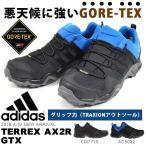 ショッピングアディダス シューズ アウトドアシューズ アディダス adidas TERREX AX2R GTX メンズ GORE-TEX ゴアテックス ローカット トレッキング 靴 2018春新作 得割20 送料無料