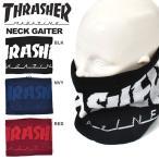 ネックウォーマー THRASHER スラッシャー NECK GAITER ロゴ ネックゲイター 防寒 スノーボード スノボ スキー 2018-2019冬新作 10%off