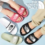 ノースフェイス サンダル メンズ レディース 軽量 ロゴ THE NORTH FACE ベースキャンプスライドII ビーチ nf01940 2021春夏新色