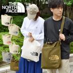 2Way ショルダー トートバッグ ノースフェイス THE NORTH FACE スクエアロゴ エコバッグ マルシェバッグ 買い物袋 11L nm82040