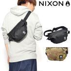 ウエストバッグ NIXON ニクソン TRESTLES HIP PACK BAG 3L ボディバッグ ウエスト ポーチ スリングパック ヒップバッグ BAG かばん 鞄 カバン 送料無料