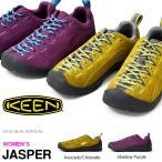 アウトドアスニーカー KEEN キーン レディース JASPER ジャスパー スエード クライミング シューズ 靴 2016秋冬新作  送料無料