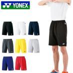 YONEX 15048 007 ヨネックス ユニハーフパンツ スリムフィット カラー ブラック サイズ M