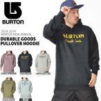 長袖 パーカー バートン BURTON Durable Goods Pullover Hoodie メンズ プルオーバー トレーナー フーディー スノボ スノーボード 2018-2019冬新作 10%off