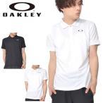 33%off 半袖 ポロシャツ OAKLEY オークリー メンズ 鹿の子 ロゴ ワンポイント  ゴルフ テニス ランニング トレーニング ジム ウェア 日本正規品 2019春夏新作