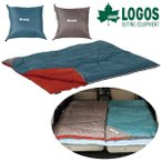 ロゴス LOGOS ミニバンぴったり寝袋・-2 冬用 寝袋 封筒型シュラフ アウトドア キャンプ 72600240