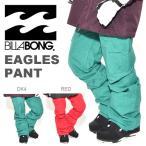 ショッピングビラボン スノーボードウェア ビラボン BILLABONG レディース EAGLES PANT  パンツ 60%off ウエア