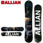 ALLIAN アライアン 板 スノー ボード NIRVANA ツインキャンバーメンズ スノーボード 紳士 154 男性 オールラウンド