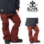 スノーボードウェア SCAPE エスケープ ARES PANTS レディース パンツ スノボ ボトムス  アレスパンツ 送料無料 15-16 30%off