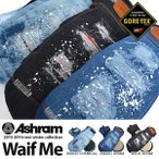 ショッピンググローブ スノーボード グローブ Ashram アシュラム ミトン スノボ Waif Me デニム ゴアテックス GORE-TEX メンズ レディース 送料無料 25%OFF