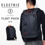 ショッピングバック バックパック ELECTRIC エレクトリック FLINT 日本正規品 リュックサック ザック カバン 鞄 BAG バッグ 30%off