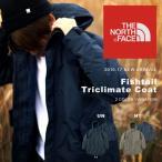 3way ジャケット THE NORTH FACE ザ・ノースフェイス メンズ Fishtail Triclimate Coat フィッシュテールトリクライメート コート  ビジネス 通勤
