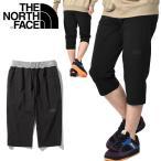 ストレッチ クロップドパンツ THE NORTH FACE ザ・ノースフェイス トレーニング リブ クロップド パンツ メンズ ブラック 2020春夏新作 3/4パンツ 7分丈 nb32081