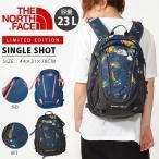 追加企画 限定カラー リュックサック ザ・ノースフェイス THE NORTH FACE シングルショット SINGLE SHOT 23L デイパック アウトドア 2019夏新色 nm71903