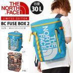 追加企画 限定カラー 2019夏新色 THE NORTH FACE ザ・ノースフェイス ベースキャンプ ヒューズボックス 2 nm81817 30L リュックサック BC FUSE BOX 2 スクエア型