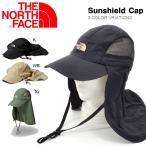 UVカット キャップ THE NORTH FACE ザ・ノースフェイス Sunshield Cap サンシールド キャップ 紫外線防止 帽子 nn01905 2020春夏新色