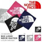 フリース ネックウォーマー THE NORTH FACE ザ・ノースフェイス ビッグロゴ ネック ゲイター 2017秋冬新作 スノー 登山 雪山 フィッシング
