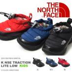 子供 ヌプシ ブーツ THE NORTH FACE ザ・ノースフェイス キッズ ヌプシ トラクション ライト ロー ローカット ブーツ 撥水 保温 軽量