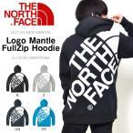 ショッピングFACE 送料無料 スウェットパーカー ザ・ノースフェイス THE NORTH FACE ロゴマント フルジップ フーディー メンズ 2017春夏新作 バックプリント BIG ロゴ