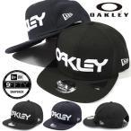 ロゴキャップ OAKLEY×NEW ERA オークリー メンズ MARK II NOVELTY SNAP BACK ニューエラ コラボ スナップバック 帽子 2018秋冬新色