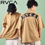 ゆうパケット対応可能! RVCA ルーカ 半袖 Tシャツ メンズ AJ041231 AJ041-231 TEE 2019春夏新作 ロゴ ボックス LOGO BOX サーフ サーフィン 半袖Tシャツ 10%off