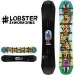 スノー ボード 板 LOBSTER ロブスター SPECIAL ADDITION SEA CREATURE メンズ スノボ 紳士用 3Dキャンバー 148