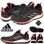 再入荷 ゴアテックス トレイルランニングシューズ アディダス adidas メンズ GORE-TEX 靴 ブラック EF6868