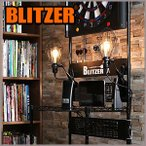 BLITZER (ブリッツァー) ダーツスタンド電源タップボード ブラック BPS28-BK