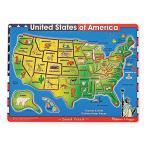 ショッピングメリッサ メリッサ&ダグ715 U.S.A.地図サウンドパズル