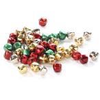 ショッピングPackage Package of 200 Miniature Assorted Holiday Colored Jingle Bells by Unknown
