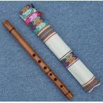 WOOD-B1  ケーナ 木製 民族楽器 フォルクローレ楽器 ペルー アンデス Chuilla