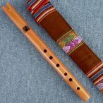 WOOD-E3  ケーナ 女性に最適 木製 民族楽器 フォルクローレ楽器 ペルー アンデス TAKIショート
