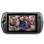 GPD Q9 黒 PSV NEW版 + 液晶保護フィルム付属 7インチ IPS液晶 Android 4.4 HDMI搭載 Miracast搭載 ゲーミングタブレット(日本語説明書つき)
