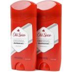 代引き不可 オールドスパイス Old Spice ハイエンデュランス オリジナル デオドラント ベビーパウダーの香り  制汗剤 85g×2個セット