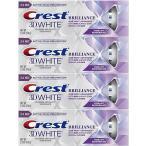代引き不可 ホワイトニング クレスト  歯磨き Crest 3D White Brilliance 2本セット ホワイトニング 116g
