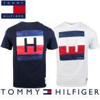 ショッピングトミー トミーヒルフィガー Tommy Hilfiger メンズ クルーネック Tシャツ ロゴ フラッグ 半袖 ファッション トップス