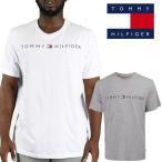 ショッピングトミーヒルフィガー トミーヒルフィガー Tommy Hilfiger メンズ クルーネック Tシャツ ロゴ フラッグ 半袖 ファッション トップス