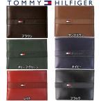 ショッピングTOMMY トミーヒルフィガー Tommy Hilfiger 二つ折り 財布 メンズ レザー ウォレット パスケース付 小物 アクセサリー 父の日 プレゼント