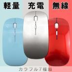 ワイヤレス マウス 人気 無線マウス 充電式 電池不要 光学式 Gsou 極速 S30 高速2.4G無線 超小型レシーバー搭載 DPI調整可能 全2色