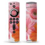Fire TV Stick 第2世代 ファイヤー tv スティック リモコン専用スキンシール  花 フラワー 写真 005378